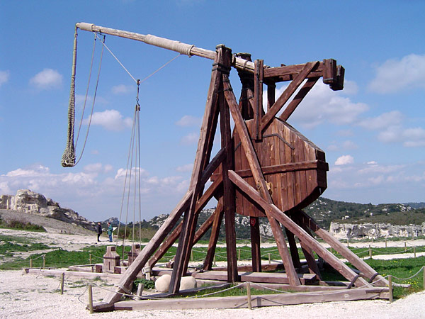Siege Engines & Search Engines